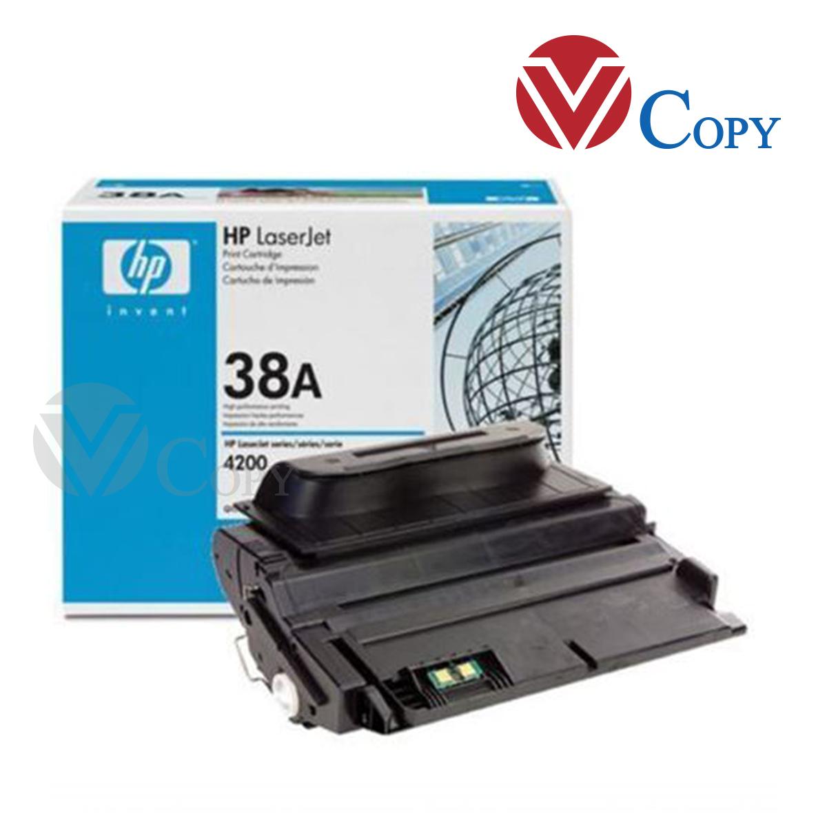 Hộp mực Thương hiệu, mực 39A dùng cho máy in HP-Laser Jet 4300/ 4300N/ 4300TN / 4300DTN/ 4300DTNS/ 4300DTNSL