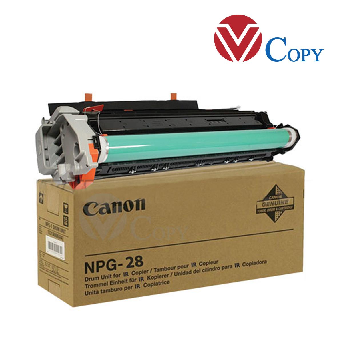Mực Thương hiệu Canon NPG28