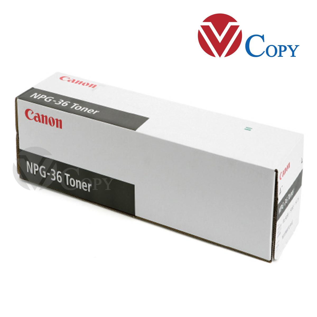 Mực Thương hiệu dùng cho máy Photocopy Canon IR  5055/ IR 5065/ IR5075 - Hộp mực NPG36