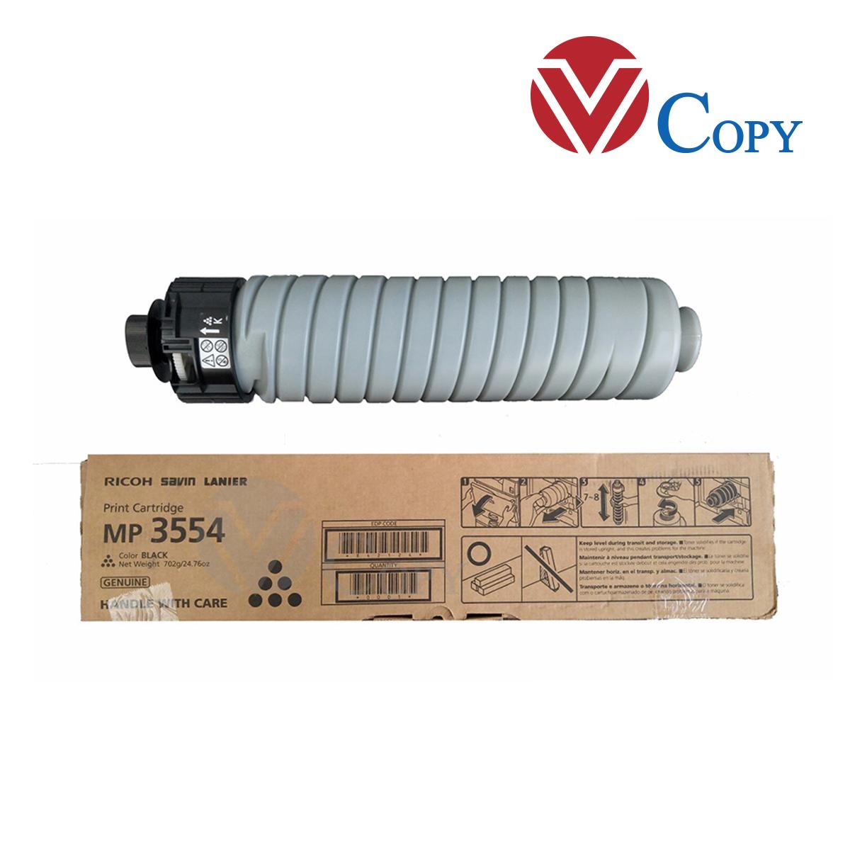 Mực Thương hiệu dùng cho máy photocopy Ricoh MP 2554/3054/3554/3055/3555