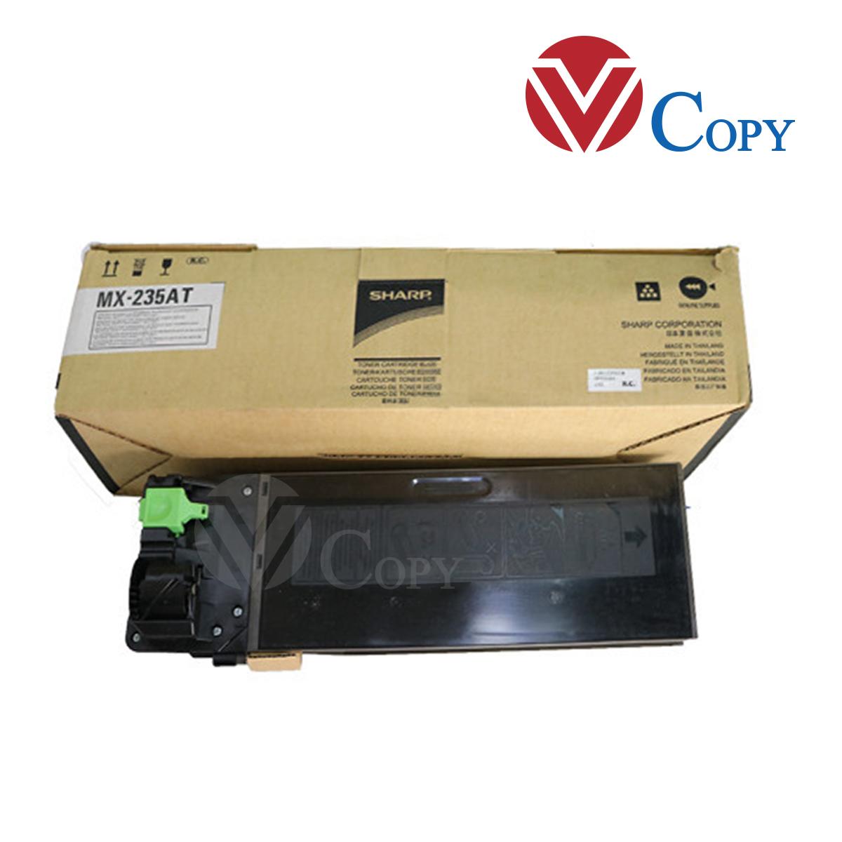 Mực Thương hiệu dùng cho máy Photocopy Sharp AR 5618/5620/5623 - Cụm Mực MX-235AT