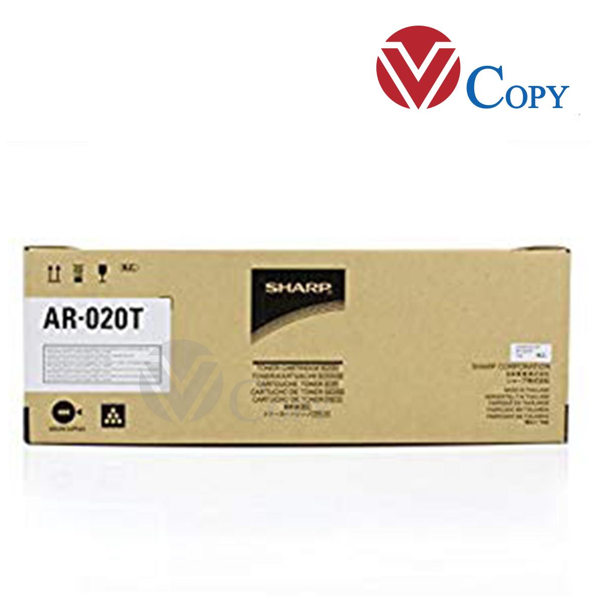 Mực Thương hiệu dùng cho máy photocopy Sharp AR 5520/5516 - Cụm Mực AR-020 - loại 400 gr