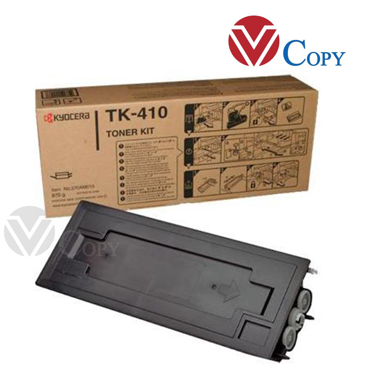 Mực Thương hiệu dùng cho máy Photocopy Kyocera KM 1620/ 1635/ 1650/ 2035/ 2050/ 2550 Hộp mực TK 410