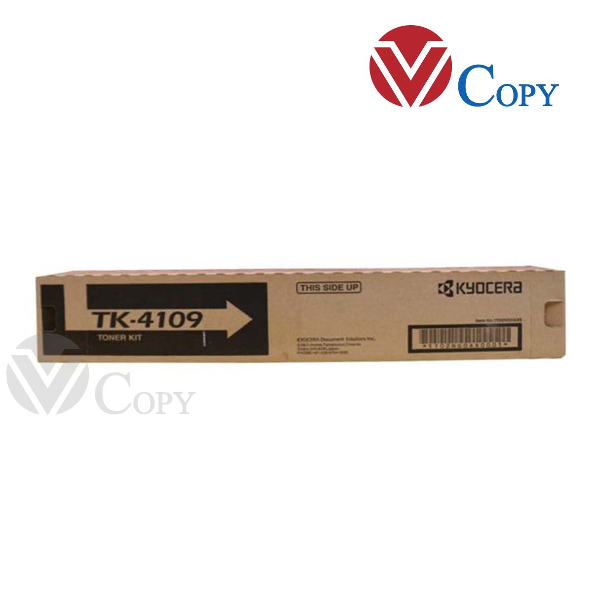 Mực Thương hiệu dùng cho máy Photocopy Kyocera TASKalfa 1800/2200/1801/2201- Hộp mực TK 4109 (450g)