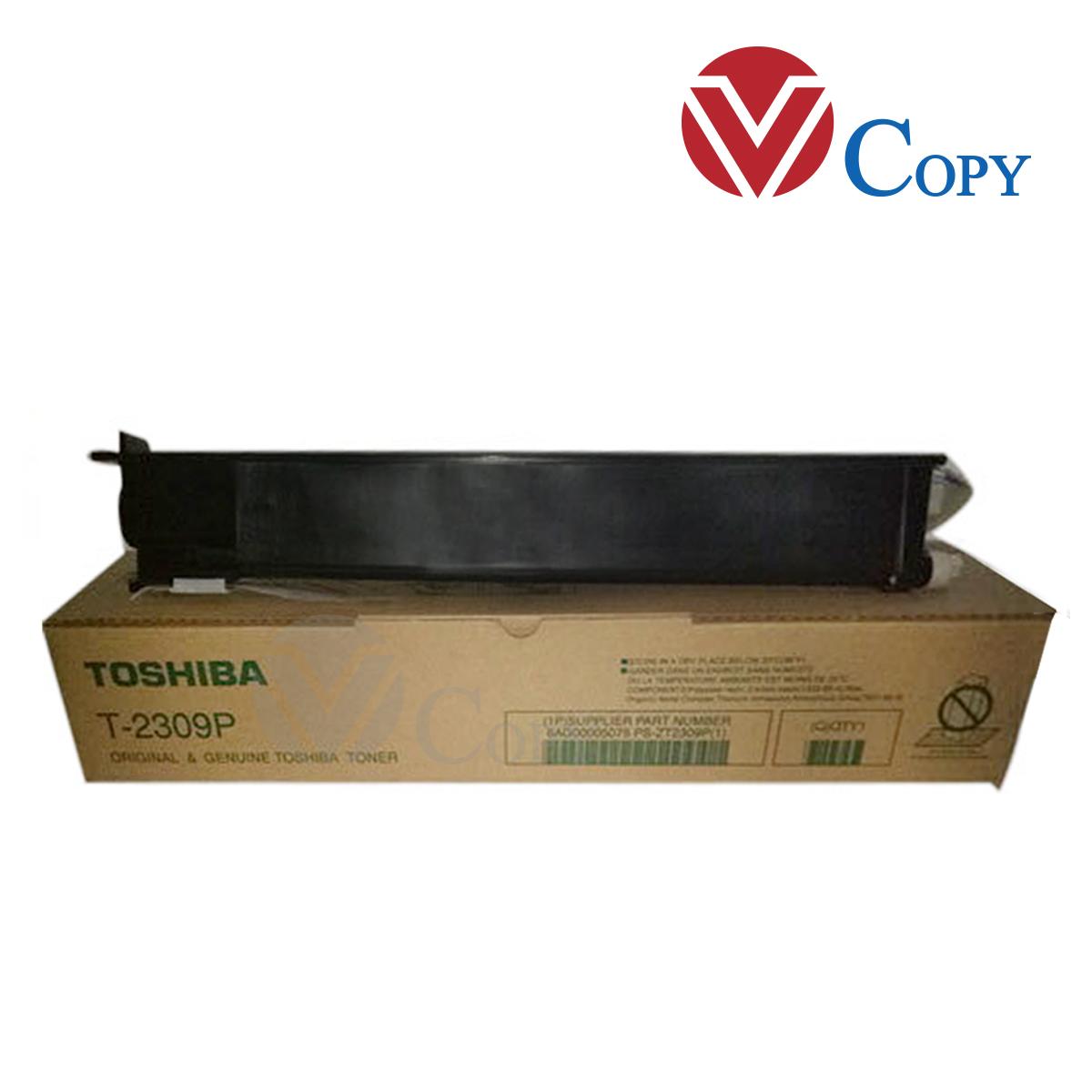 Mực Thương hiệu dùng cho máy photocopy Toshiba 2303A /2803/2309/2809 _ T-2309P _Trọng lượng 250g