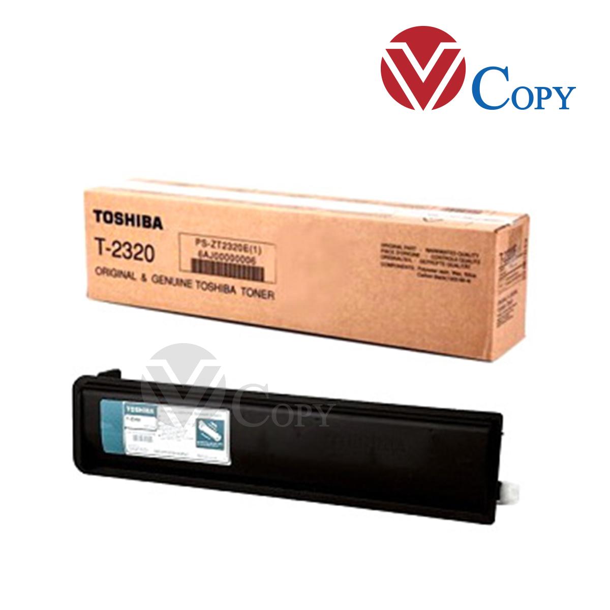 Mực Thương hiệu dùng cho máy photocopy Toshiba 230/280 - T2320-P