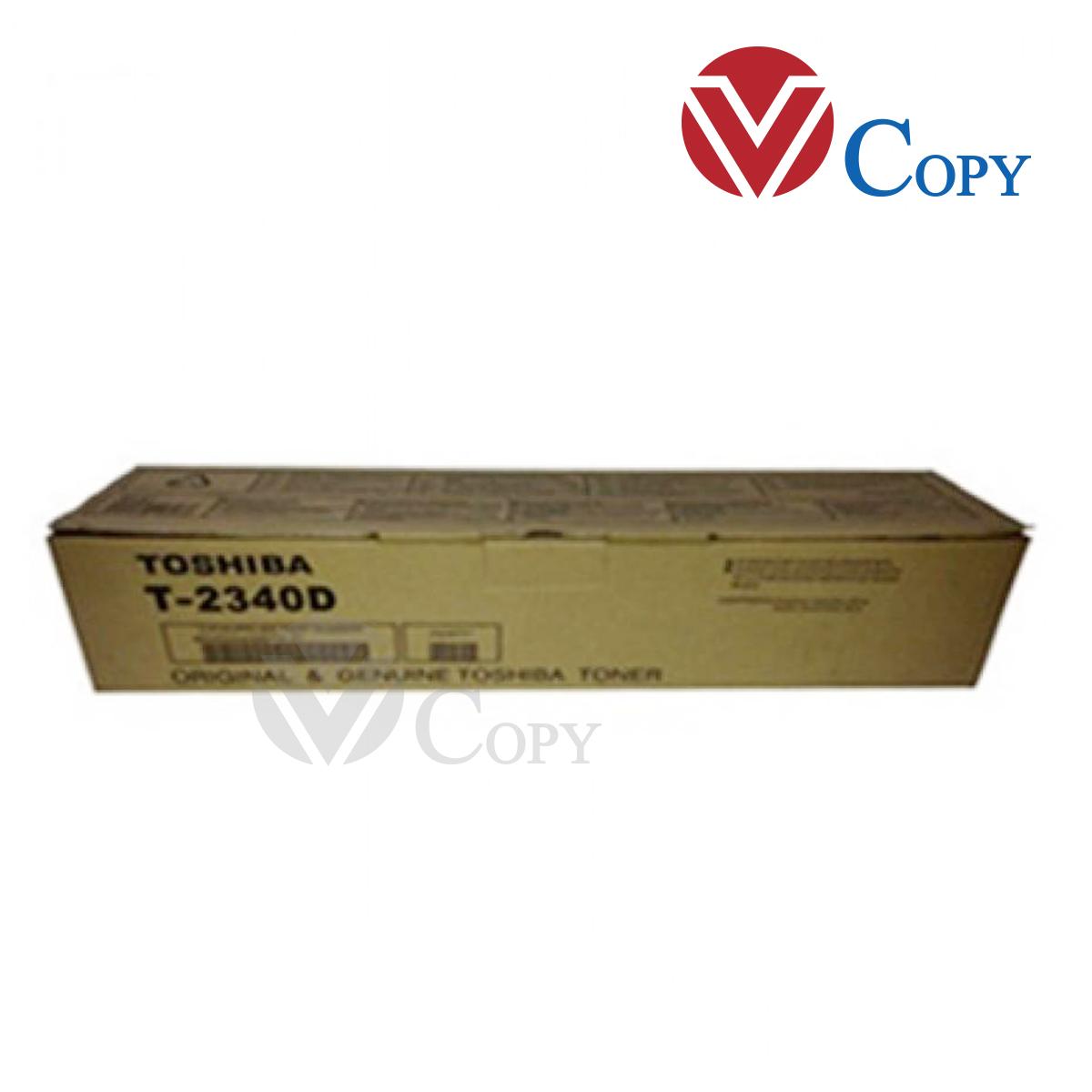 Mực Thương hiệu dùng cho máy Toshiba E Studio 232/282/233/283 - mã mực T2340D _Trọng lượng 500g