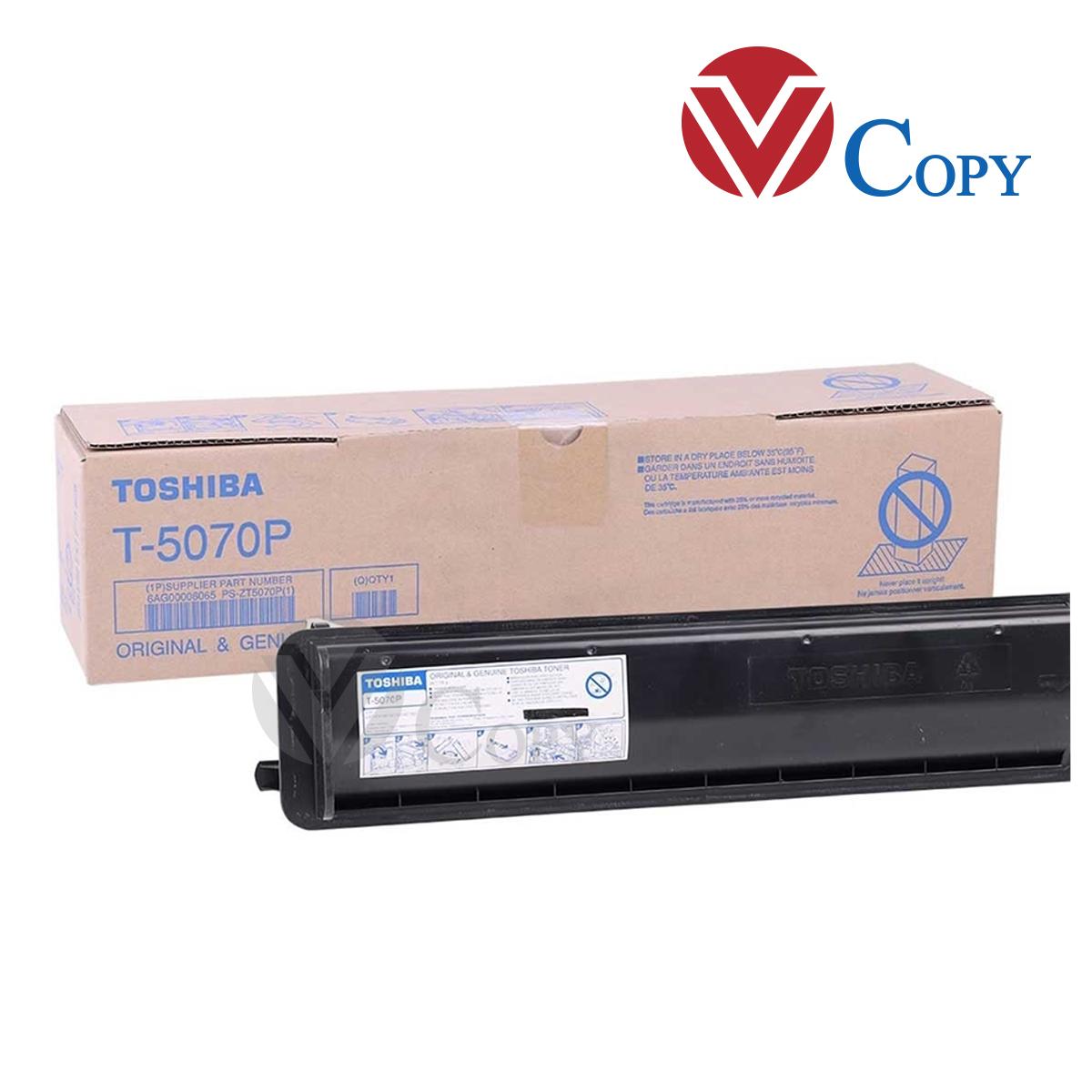 Mực Thương hiệu dùng cho máy photocopy Toshiba E-257/307/357/457 /507 - điện 110V