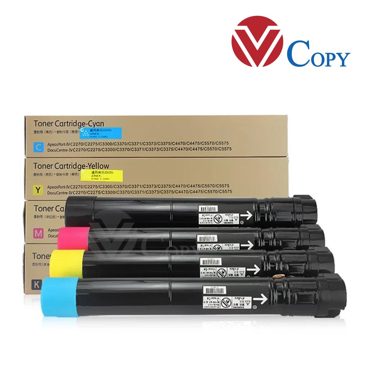Mực Thương hiệu dùng cho máy Fuji Xerox DocucentreSC 2020- màu đỏ CT 202248