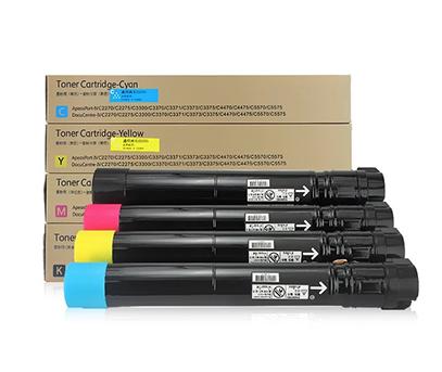 Mực Thương hiệu dùng cho máy photocopy Fuji Xerox Docucentre SC 2020- màu đen